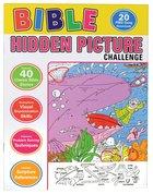 Bible Hidden Picture Challenge Paperback