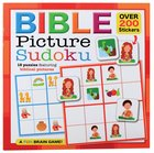 Bible Picture Sudoku Stickers