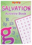 Salvation Activity Book (Itty Bitty Bible Series) Paperback