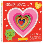 God's Love is For All to Share: Pop Out & Play Board Book