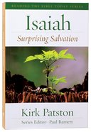 Rtbt: Isaiah - Surprising Salvation Paperback
