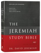 NKJV Jeremiah Study Bible Hardback
