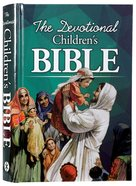 The Devotional Children's Bible Hardback