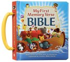 My First Memory Verse Bible