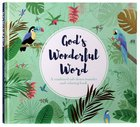 God's Wonderful Word Hardback