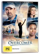 Overcomer Movie (2019) DVD