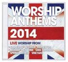 Worship Anthems 2014 (2cds) CD