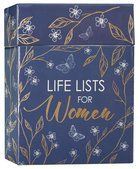 Boxed Cards: Life Lists For Women