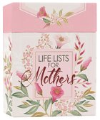 Boxed Cards: Life Lists For Mothers