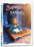 Samuel and the Call of God (#06 in Superbook DVD Series Season 3) DVD