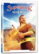 Nehemiah (#08 in Superbook DVD Series Season 3) DVD