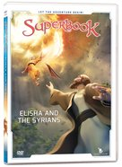 Elisha and the Syrians (#09 in Superbook DVD Series Season 3) DVD
