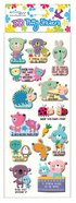 Puffy Stickers: Friendship Series (1 Sheet Per Pack) Novelty
