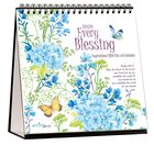 2020 Table Calendar: Every Blessing Calendar