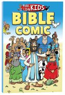 The Lion Kids Bible Comic Paperback