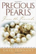 Precious Pearls From the Proverbs Paperback