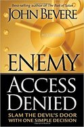 Enemy Access Denied Paperback