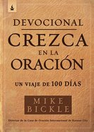 Devocional Crezca En La Oracion (Growing In Prayer Devotional)