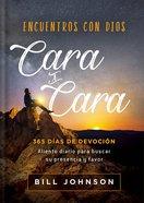 Encuentros Con Dios Cara a Cara (Meeting God Face To Face) Paperback
