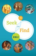 ESV Seek and Find Bible (Black Letter Edition) Hardback