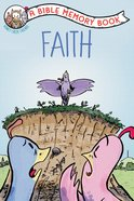 Faith: A Bible Memory Book (NIV) (Honey Creek Friends Series) Paperback