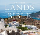 2020 Wall Calendar: Lands of the Bible Calendar