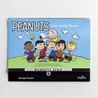 2020 16-Month Family Calendar/Planner: Peanuts Spiral