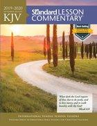 KJV Standard Lesson Commentary 2019-2020 Paperback