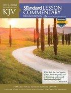 KJV Standard Lesson Commentary Deluxe Edition 2019-2020 Paperback