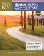 KJV Standard Lesson Commentary Large Print Edition 2019-2020 Paperback