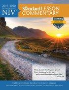 NIV Standard Lesson Commentary 2019-2020 Paperback