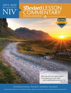 NIV Standard Lesson Commentary Deluxe Edition 2019-2020