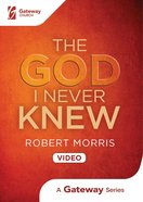 The God I Never Knew: 3 Disc Series (Dvd) DVD