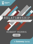 Relat10nship: Finding Relationship Through God's Top 10 (Dvd) DVD