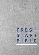 NLT Fresh Start Bible Paperback