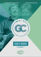Best of Gateway Conference: Robert Morris (4 Video Messages on Usb) (Vol 1) Usb Flash Memory