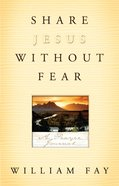 Share Jesus Without Fear CD