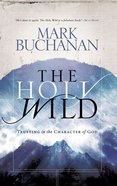 The Holy Wild CD