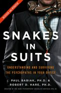 Snakes in Suits eBook