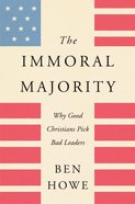 The Immoral Majority eBook
