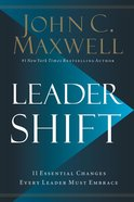 Leadershift eBook