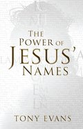 The Power of Jesus' Names eBook