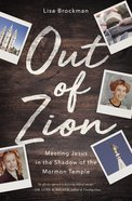 Out of Zion eBook