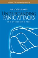 Understanding Panic Attacks Paperback