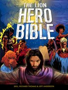 The Lion Hero Bible Paperback