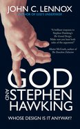 God and Stephen Hawking: Whose Design is It Anyway? eBook