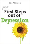 Depression (First Steps Out Of Series) eBook