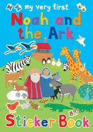 Noah and the Ark (My Very First Sticker Book Series) Paperback