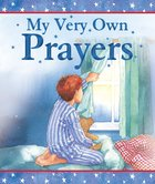 My Very Own Prayers Hardback