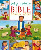 My Little Bible Board Book eBook